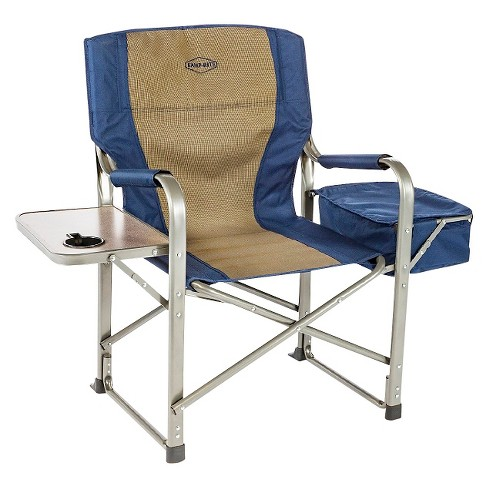 Kamprite Directors Chair With Side Table And Cooler Target