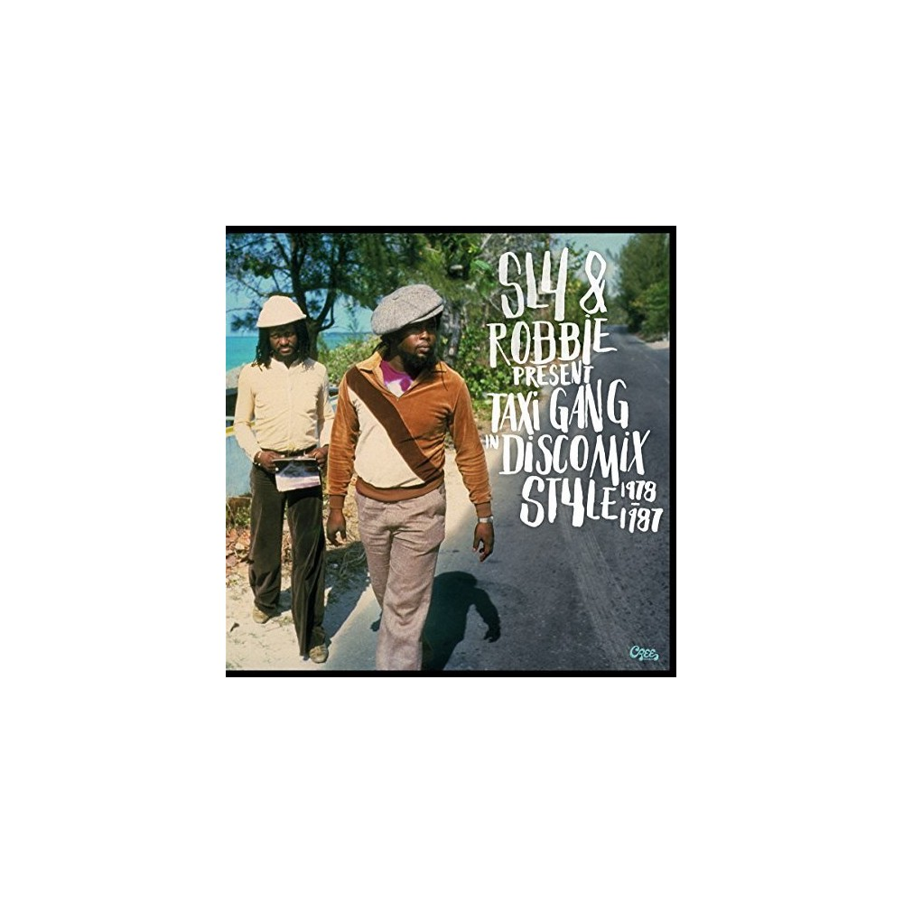 Various - Sly & Robbie Present Taxi Gang In Dis (Vinyl)
