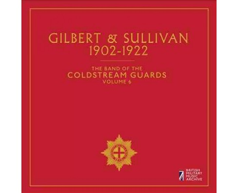 Band Of The Coldstre - Band Of The Coldstream Guards:Vol 6 (CD) - image 1 of 1
