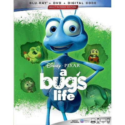 A Bug's Life (Blu-Ray + DVD + Digital)