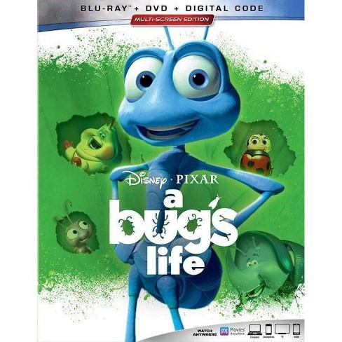 A Bug S Life Blu Ray Dvd Digital Target