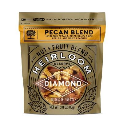 Heirloom Reserve Pecan Nut & Fruit Snack Mix - 3oz