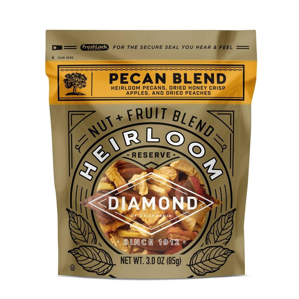 Heirloom Reserve Pecan Nut 38 Fruit Snack Mix 3oz
