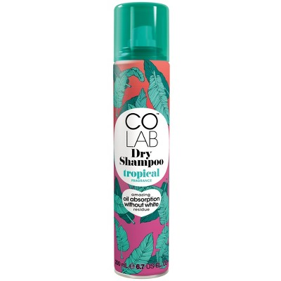 COLAB Tropical Dry Shampoo - 6.7 fl oz