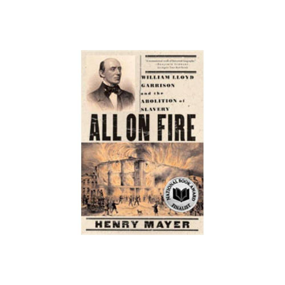 All On Fire By Henry Mayer Paperback