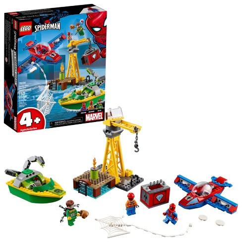 LEGO Super Heroes Marvel Spider-Man: doc Ock Diamond Heist 76134 - image 1 of 4