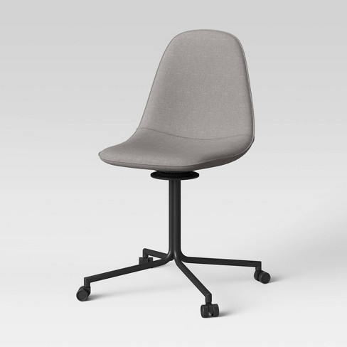 Copley Swivel Dining Chair with Casters - Project 62™ - image 1 of 4