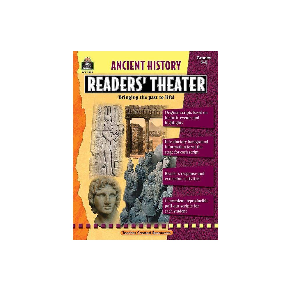 ISBN 9781420639995 product image for Ancient History Readers' Theater Grd 5-8 - by Robert W Smith (Paperback) | upcitemdb.com