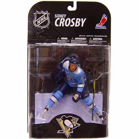 McFarlane Toys NHL Pittsburgh Penguins Sports Picks Series 21 Sidney Crosby Action Figure [Powder Blue Jersey] - image 1 of 2