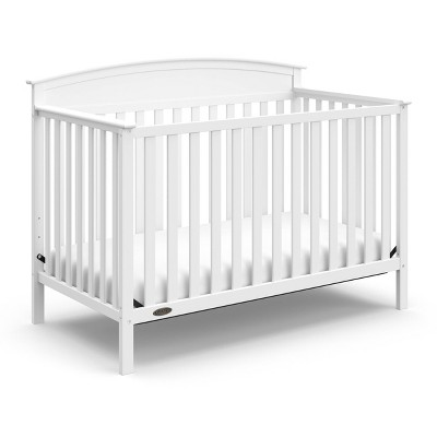 Graco Benton 4-in-1 Convertible Crib - White