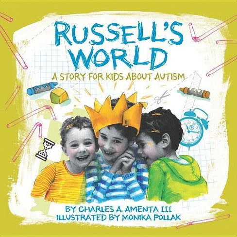 Russell's World - by  Charles A Amenta III (Hardcover) - image 1 of 1