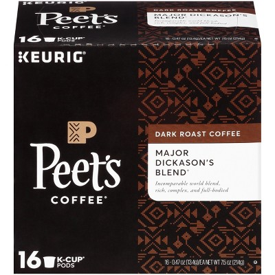 Coffee Pods: Peet's K-Cup Pods