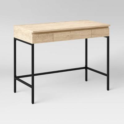 Loring Lift Top Standing Desk Vintage Oak - Project 62™