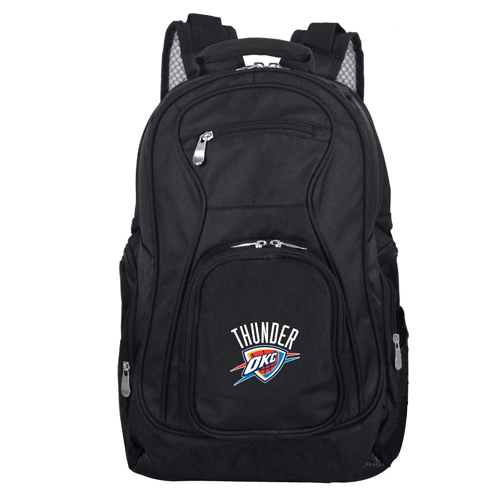 Nba Oklahoma City Thunder Mojo Premium Laptop Backpack