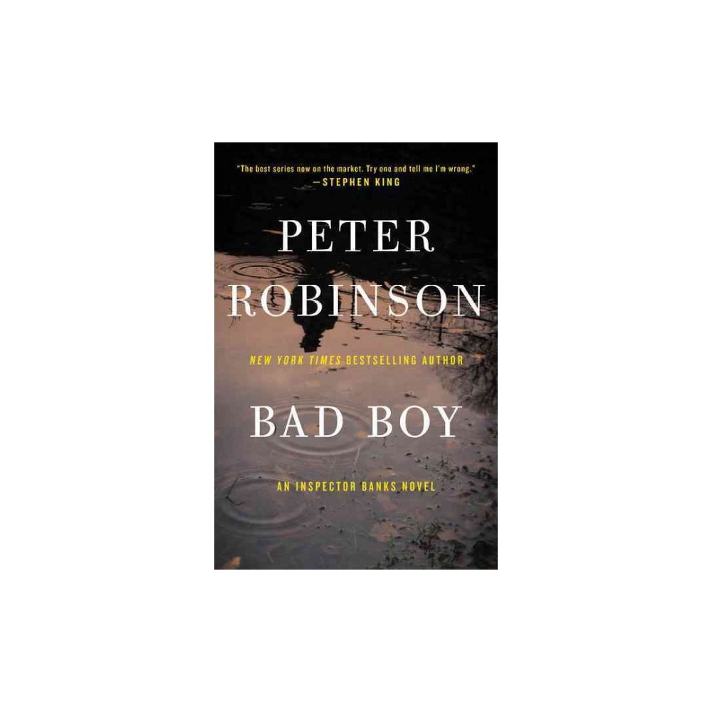 Bad Boy (Reprint) (Paperback) (Peter Robinson)