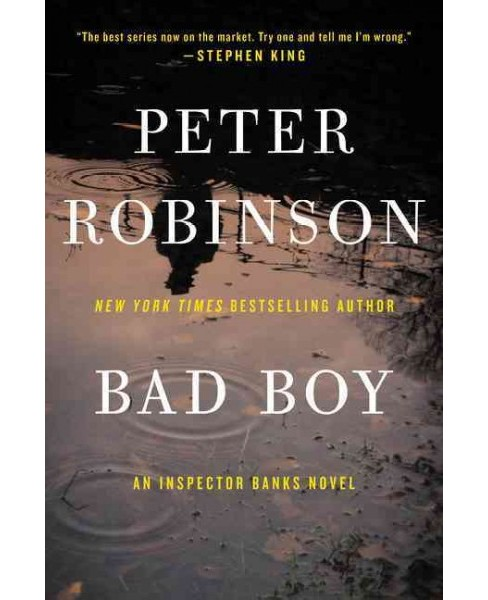 Bad Boy (Reprint) (Paperback) (Peter Robinson) - image 1 of 1