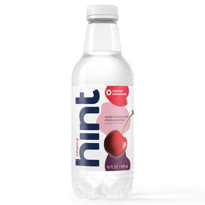 hint Cherry Flavored Water - 16 fl oz Bottle