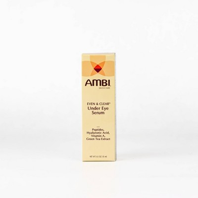 AMBI Even and Clear Eye Serum - 0.5 fl oz
