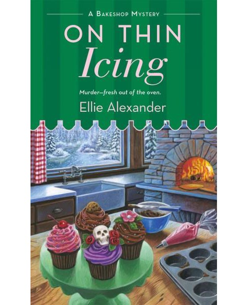 On Thin Icing (Paperback) (Ellie Alexander) - image 1 of 1