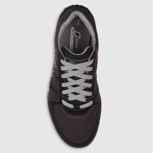 ddfa9c4a383 Men s S Sport By Skechers Kanone Athletic Shoes - Black   Target