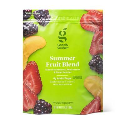 Summer Frozen Fruit Blend - 48oz - Good & Gather™