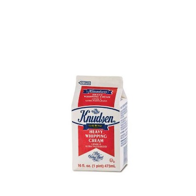 Knudsen Heavy Whipping Cream - 1pt