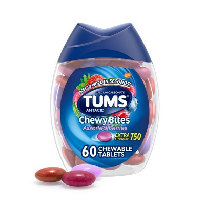 Tums Chewy Bites Assorted Berry