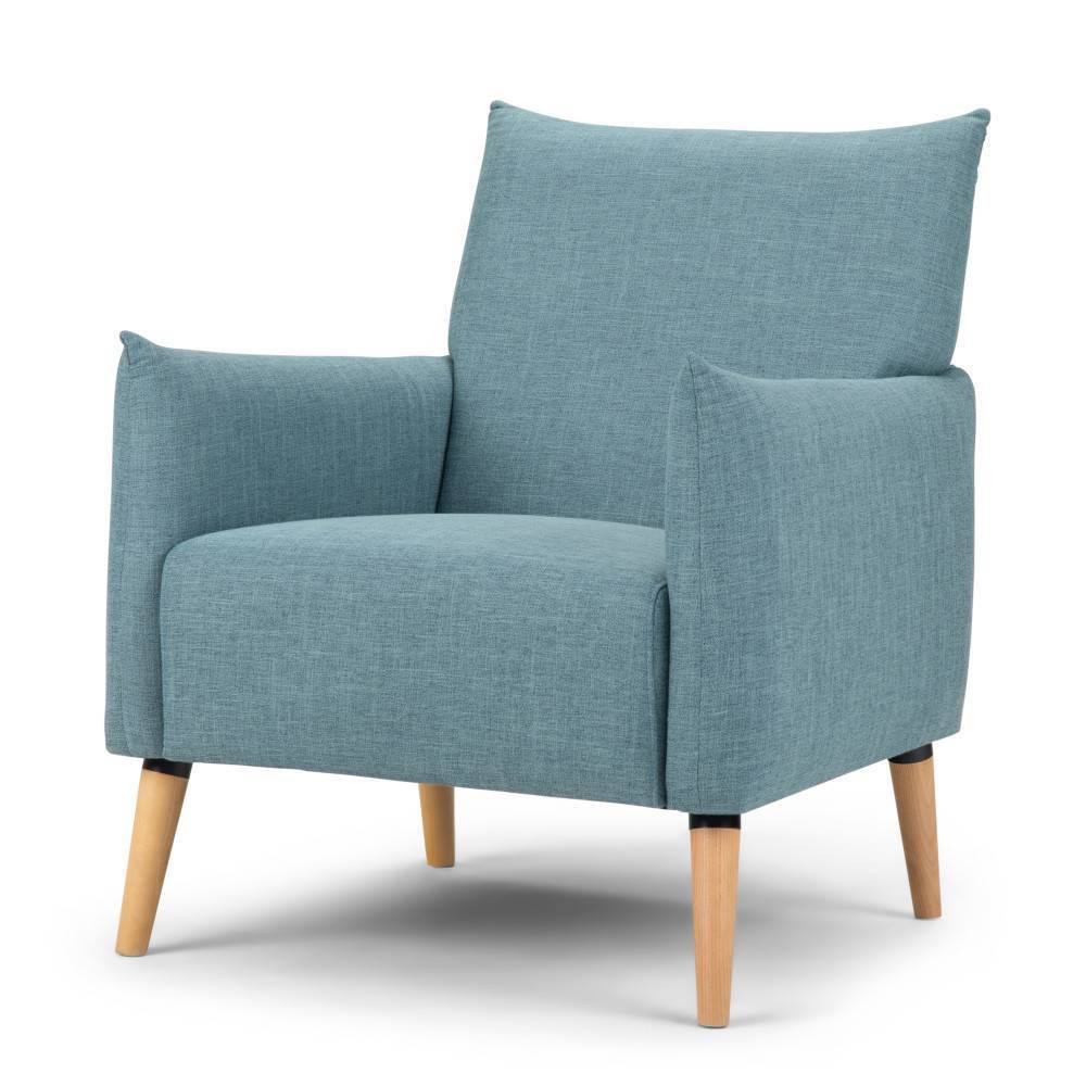 "Image of ""28"""" Bradford Accent Chair Teal - Wyndenhall"""