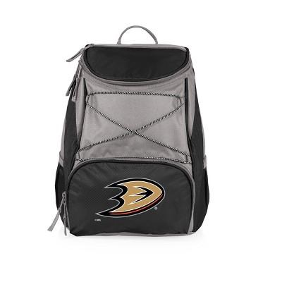 NHL Anaheim Ducks PTX Backpack Cooler - Black