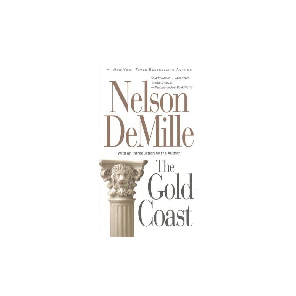 Gold Coast - (John Sutter) by Nelson DeMille (Paperback)