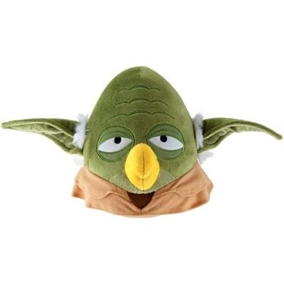 """Commonwealth Toys Angry Birds Star Wars Yoda 16"""" Deluxe Plush"""