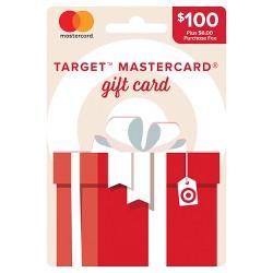Mastercard Gift Card - $100 + $6 Fee