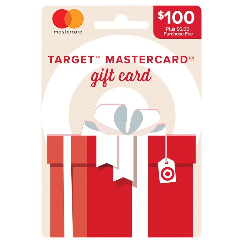 Mastercard Gift Card - $100 + $6 Fee - image 1 of 1