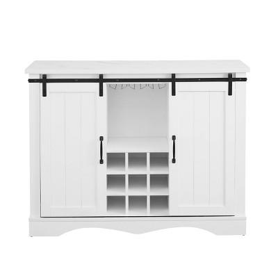 "47"" Wine Bar Cabinet - Home Essentials"