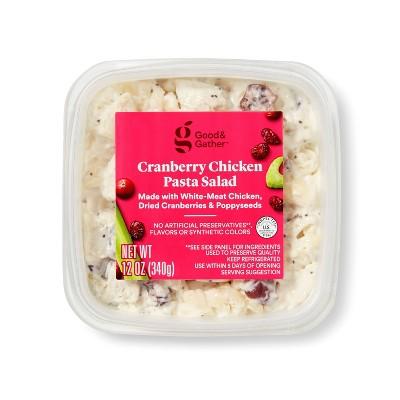 Cranberry Chicken Pasta Salad - 12oz - Good & Gather™