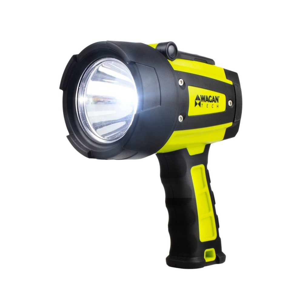 Image of Wagan Brite-Nite W600 LED Dry Cell Spotlight - Yellow