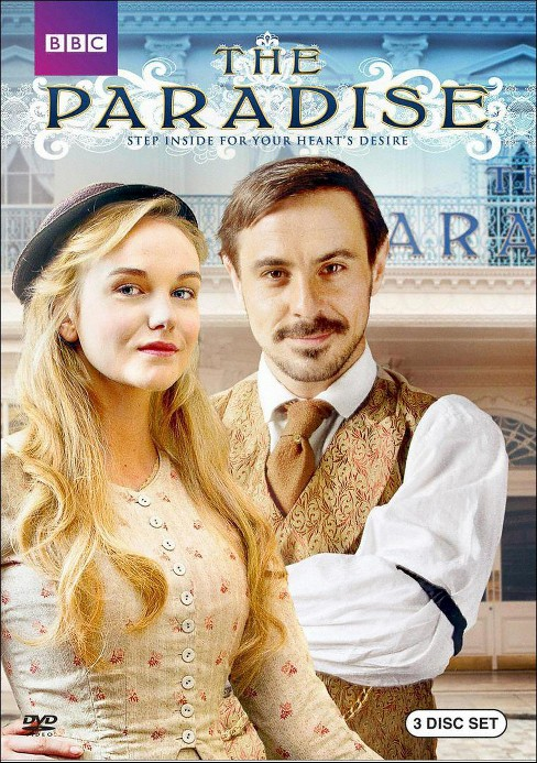 Paradise:Season one (DVD) - image 1 of 1