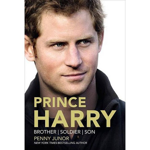 Prince Harry - by  Penny Junor (Hardcover) - image 1 of 1