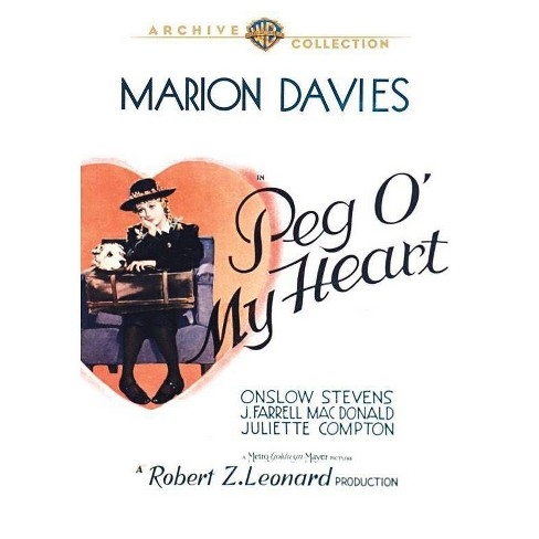 Peg O' My Heart (DVD) - image 1 of 1