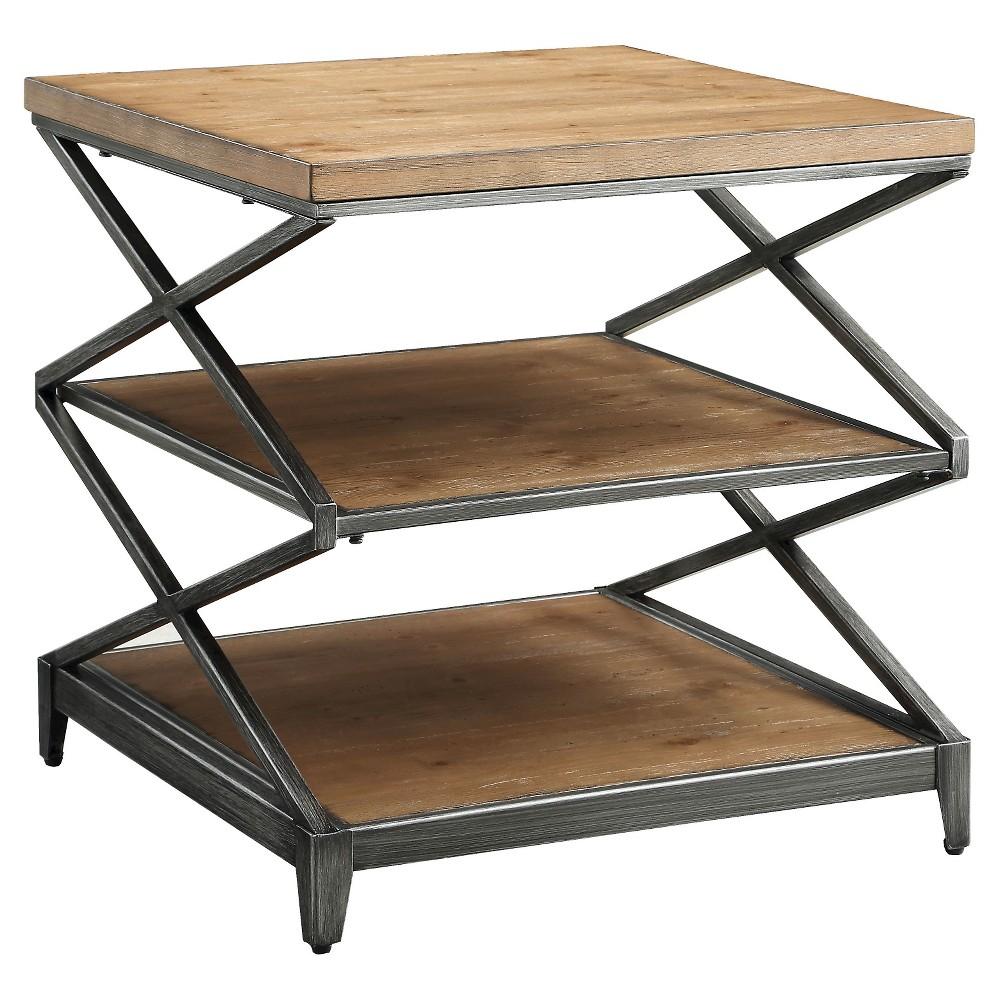 End Table Oak - Acme, Accent Tables