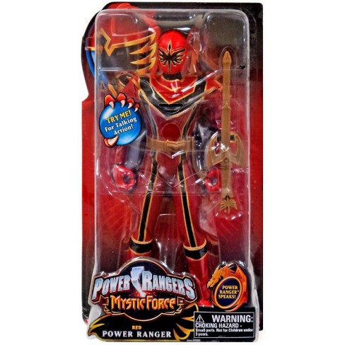 Power Rangers Mystic Force Red Power Ranger Talking Action Figure - image 1 of 1