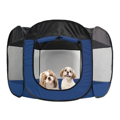 FurHaven Pop-up Pet Playpen