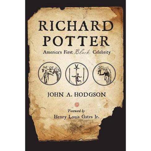 Richard Potter - by  John A Hodgson (Hardcover) - image 1 of 1