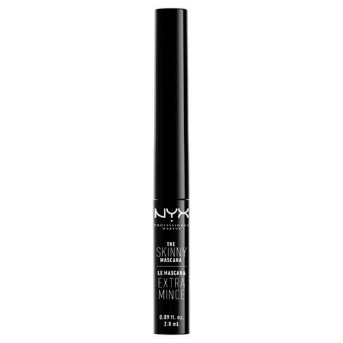 NYX Professional® Makeup The Skinny Mascara Black - 0.09 fl oz - image 1 of 5