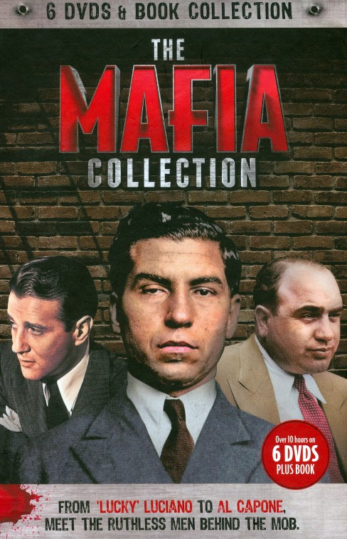 The Mafia Collection (Premium Collector's Edition) (6 Discs) (dvd_video) - image 1 of 1