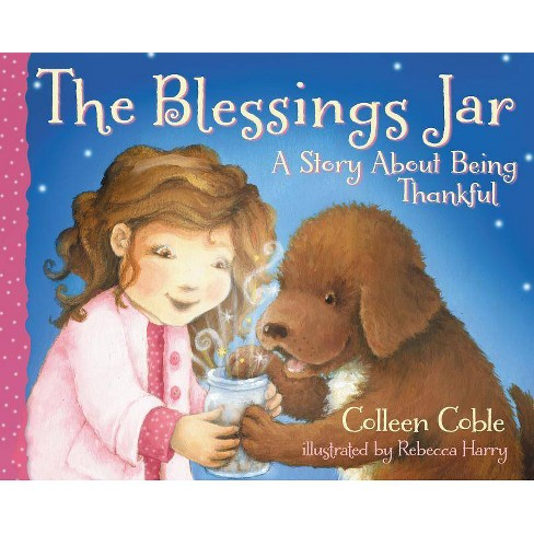 The Blessings Jar - by  Colleen Coble (Board_book) - image 1 of 1