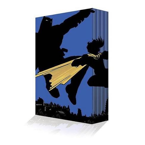 The Dark Knight Returns Slipcase Set - by  Frank Miller (Hardcover) - image 1 of 1