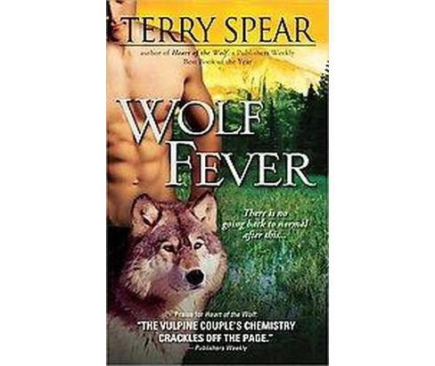 Wolf Fever (Paperback) (Terry Spear) - image 1 of 1