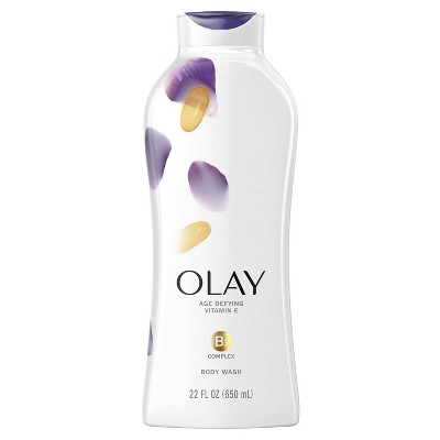 Olay Age Defying Body Wash with Vitamin E - 22 fl oz