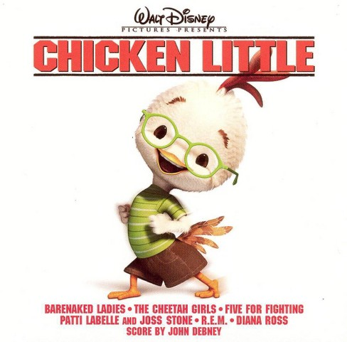 John Debney - Chicken Little (Original Soundtrack) (CD) - image 1 of 10